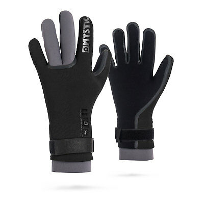 Mystic MSTC Dry Gloves - 3mm Double Cuff 2017