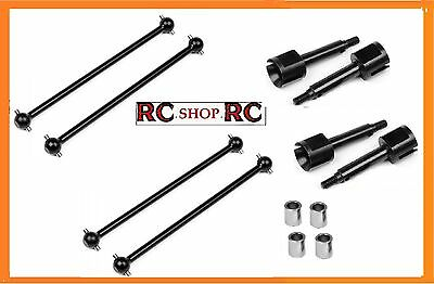 HPI SAVAGE XL 5.9 AXLE 8x11x59mm 86249 TRUCK - 86246 SHAFT 113002 SPACER 4pcs /g