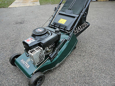 Hayter rear roller Petrol Lawnmower..