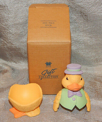 Vintage Avon Easter Egg Pals Duck #031 New