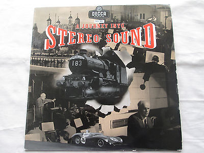 A Journey Into Stereo Sound 1958 Stereo  Decca Skl 4001