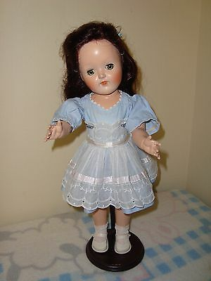 Vintage 1949, 16 Inch Ideal Toni Doll P-91 w/ Original Clothing & Shoes