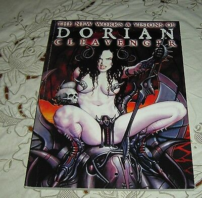 Dorian Cleavenger - The New Works & Visions * Erotic Art