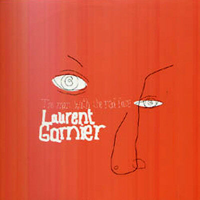 "12"" Laurent Garnier - The Man With The Red Face (NEW)"