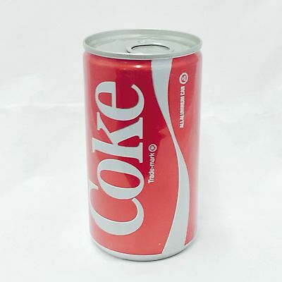 Genuine, Unopened (empty!) Pull-Top Can of Original Coke Cir 1985