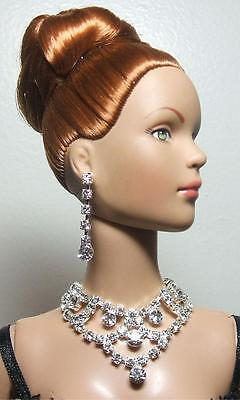 Tyler Sydney Crystal Rhinestone Jewelry Set Sale