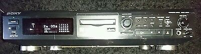 Sony MDS JE510 Mini Disc Player/Recorder..Very good conditon