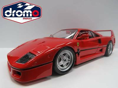 Ferrari F40 Red 1:18 - Bburago Original Series