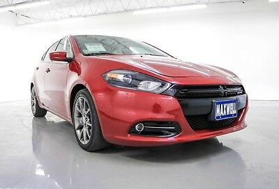 2014 Dodge Dart SXT Sedan 4-Door 2014 Dodge SXT
