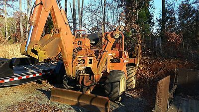 Ditchwitch 7610 Cable Plow