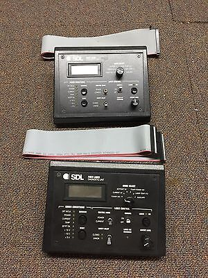 Spectra Diode Labs SDL 8000-10 Integrated Laser System Controllers New Never Use