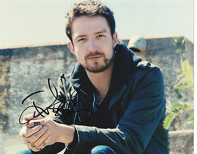 Frank Turner Signed Autograph 8X10 Photo  Proof #3