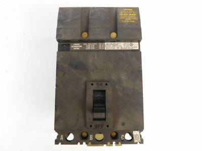 Square D 3-Pole, 30 Amp, 600V Circuit Breaker FA36030