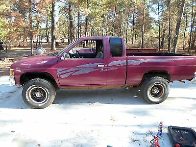 1995 Nissan Other Pickups XE 1995 NISSAN PICKUP