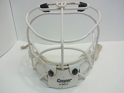 Cooper HM 30 Senior SR Cat Eye Ice Hockey Goalie Cage Mask Protector