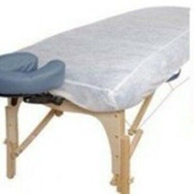 10 Disposable Fitted Sheet. Massage/treatment Table. Non Woven.