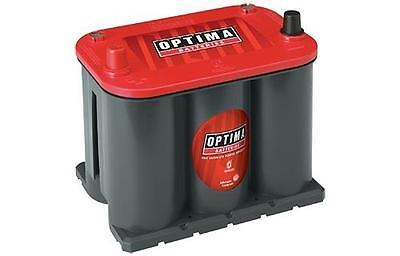 Optima Batteries Group 25 Red Top Auto Post Battery 8025-160