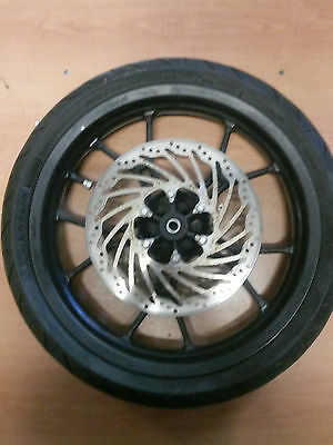 Roue Avant Complete  125 Rieju Rs2