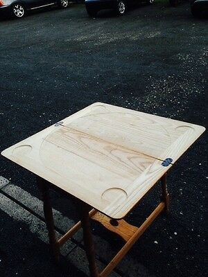 Wooden Folding Card Table