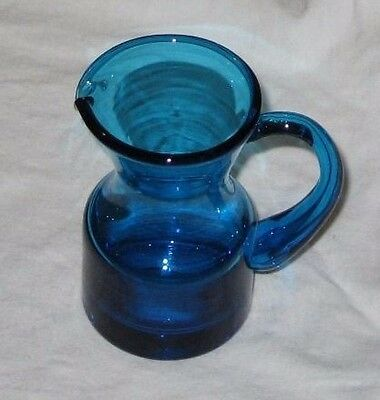 Vintage Early Dartington Jug Frank Thrower Kingfisher