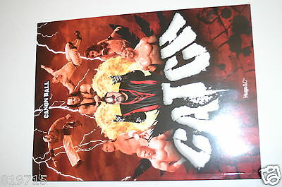 Catch Wwe Wrestling Book Canonball A To Z Of Wrestling Hugo &cie