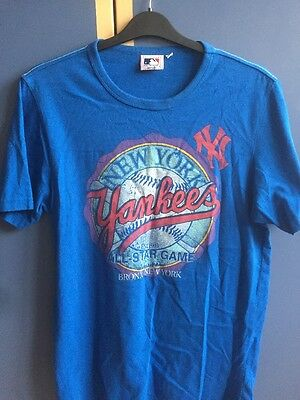 New York Yankees All Star Game T-Shirt Size M In Great Condition