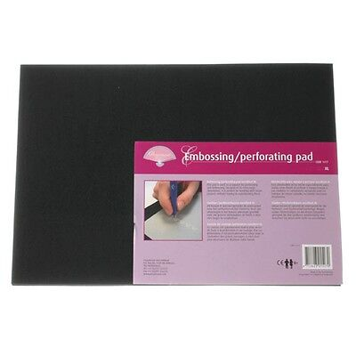 Pergamano Embossing/Perforating Pad - Extra Large - Parchment Craft - 31417 -NEW