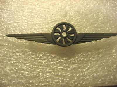 Italy Air Force Duty Wings Badge PHOTOGRAPHER