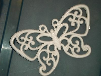 Vintage Home Interiors Butterfly Wall Decor Plaques Accents 1978