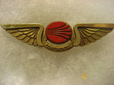 Badge Airlines CONTINENTAL