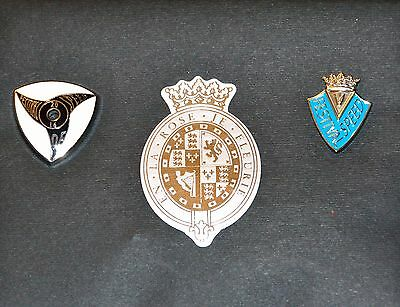 Goodwood Festival of Speed Badges