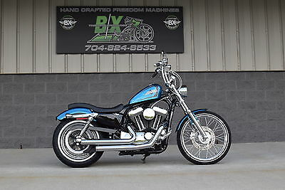 2015 Harley-Davidson Sportster  2015 XL 1200 72 **MINT** LOADED!! $4K IN XTRA'S!! ONLY $179 A MONTH!!