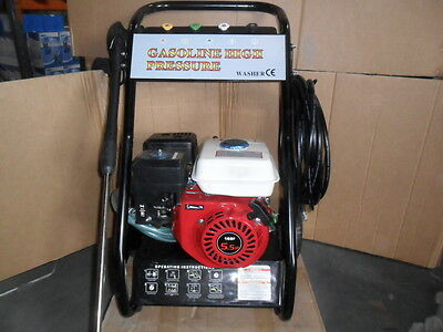 Petrol Power Washer New Ct234 Comes With Lance And Hose Draws From Drum
