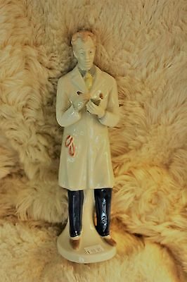 New Graefenthal Figurine The Physician Doctor Made in Germany