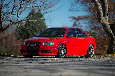 2008 Audi RS4 Base Sedan 4-Door 2008 Audi  RS4 with APR stage 3 Supercharger and much more!!