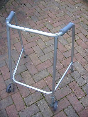 Zimmer Walker Frame with Front Wheels
