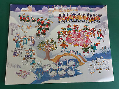 C1990S Scotland Football League -  Vip Christmas Card Issued By The Scottish Fa