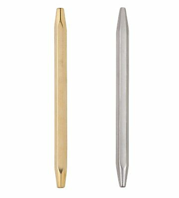 Dr. Slick Half Hitch Brass/Stainless Steel Tool for Fly Tying Fishing