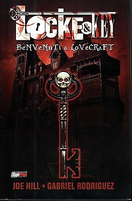 Locke e Key benvenuti a Lovecraft 1 ed.Magic Press