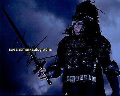 Clancy Brown Kurgan The Highlander Immortals Autograph UACC RD 96