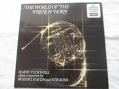 Barry Tuckwell - The World Of The French Horn - 1975 Stereo Decca Spa 393