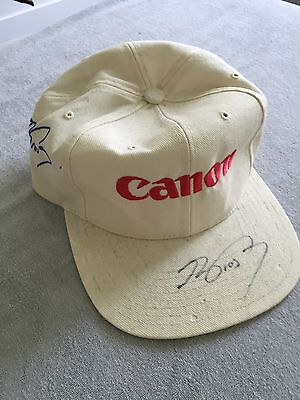 Prost Cap 1993 Used And Signed