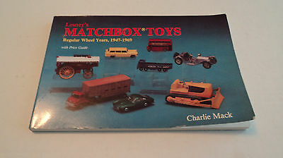 Lesney's Matchbox Toys Catalogue With Price Guide - 1947-1969