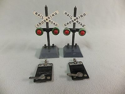 American Flyer 760 Highway Flashers (two)