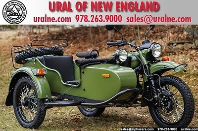 2016 Ural Gear Up  Reverse Gear Brembo Brakes 2WD On Demand Financing & Trades