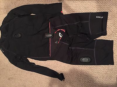 Athos Mens Kit; Large Shirt And Short And Core Included; New No Tags