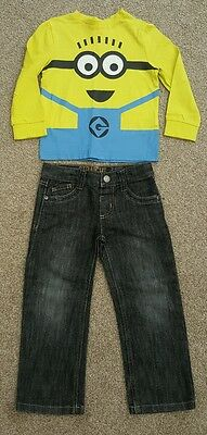 boys outfit 3-4 years