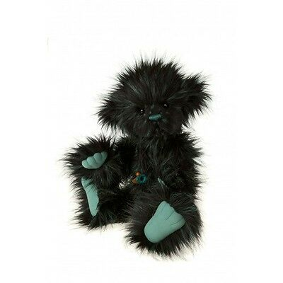 Charlie Bears Razzle Dazzle Collectable Jointed Cuddly Plush Teddy Bear