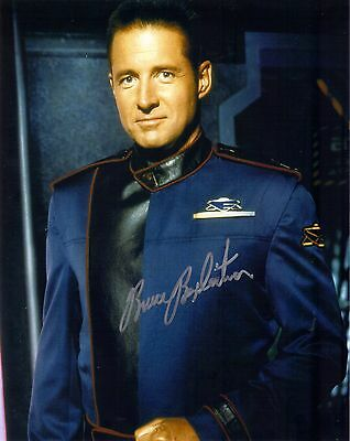 Bruce Boxleitner, Genuine Hand Signed 10x8 Photo, Comes With COA