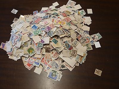 Czechoslovakia 313 gms Mint and Used Stamps